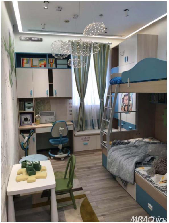 儿童家具保养