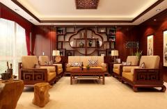 广东办公家具网小编给大家分享一下红木家具保养方法