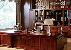 如何选购大型实木家具和小型实木家具?